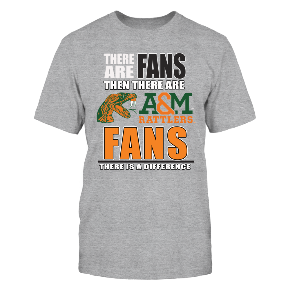 Florida A&M University Fan Shirt Front picture