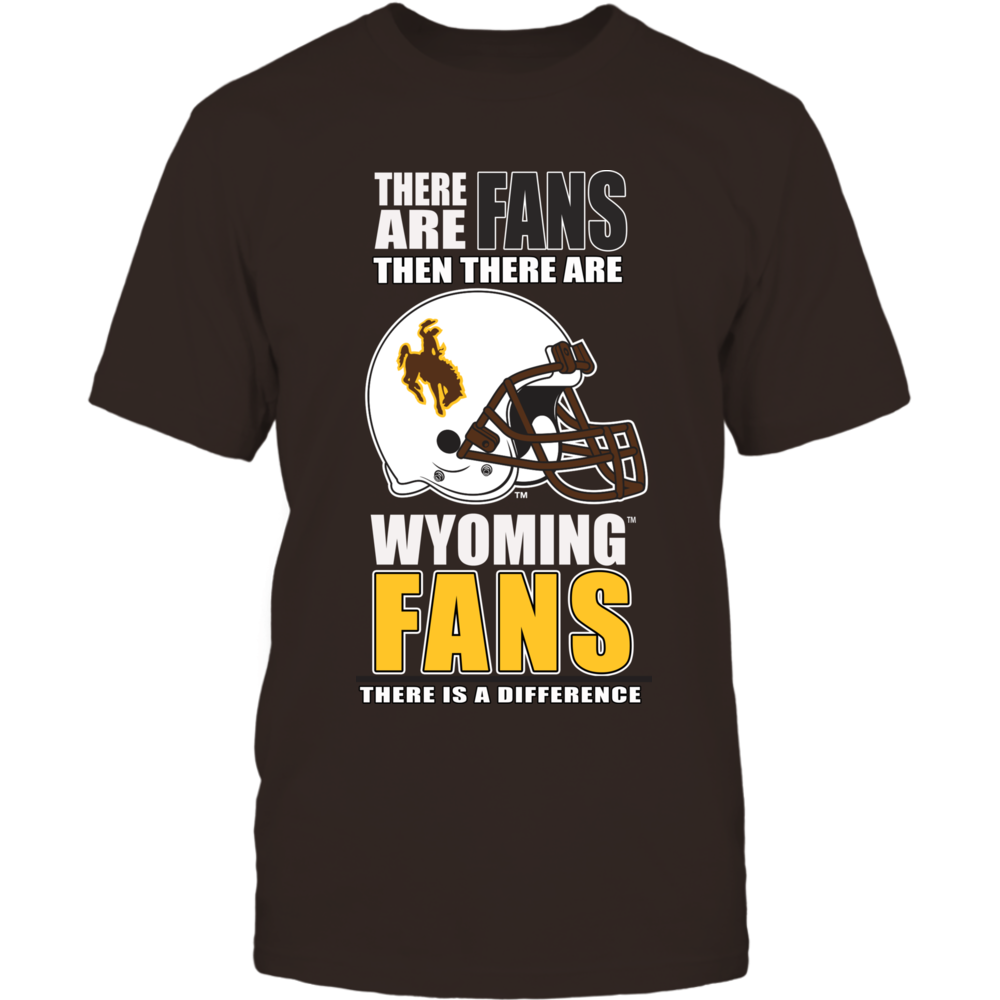 University of Wyoming Football Fans Front picture
