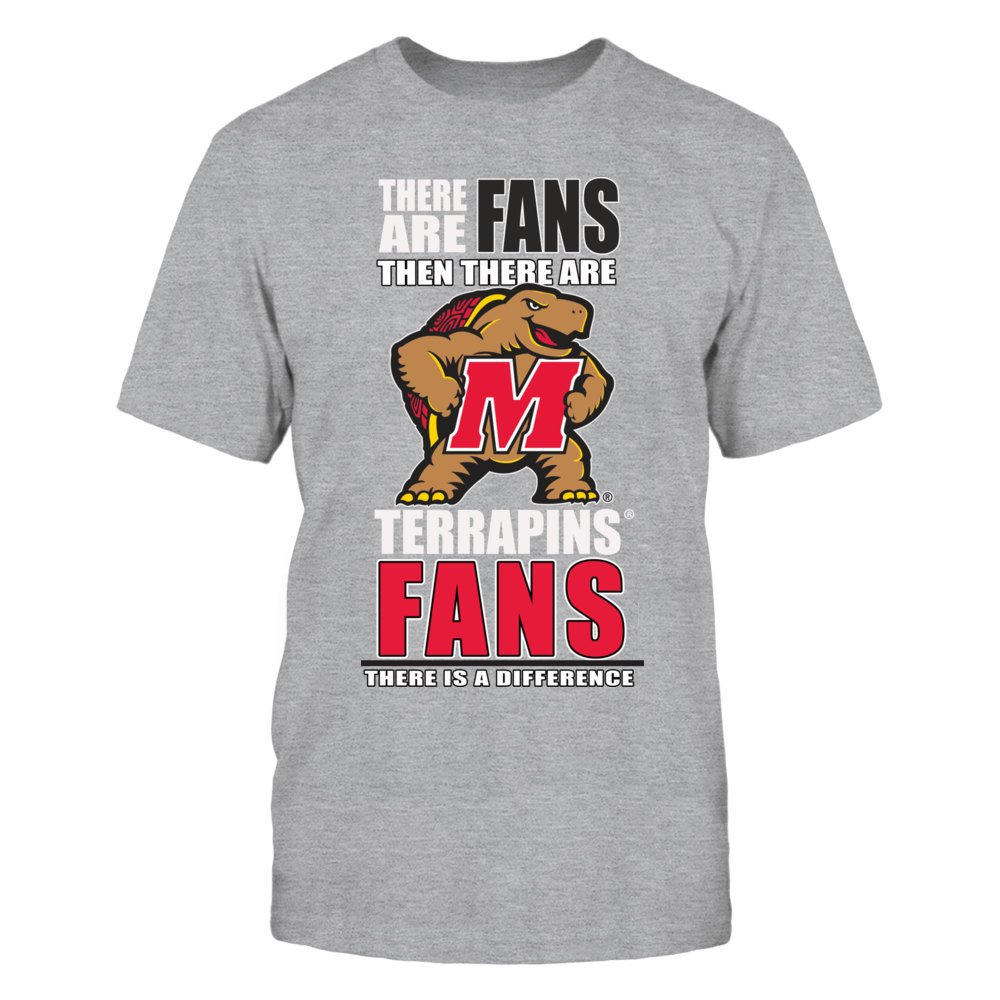 University of Maryland Terrapins Fan Shirt Front picture