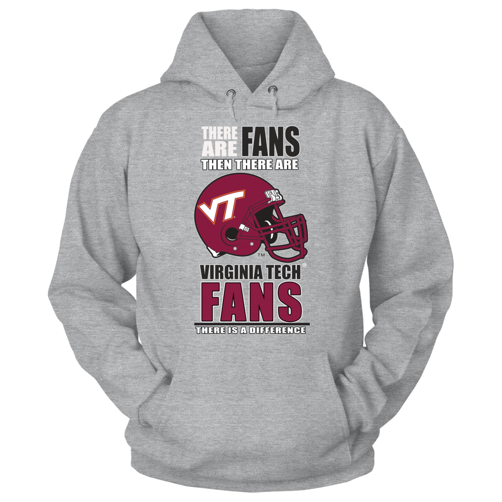 Virginia Tech Hokies Virginia Tech Football Fan Gear FanPrint