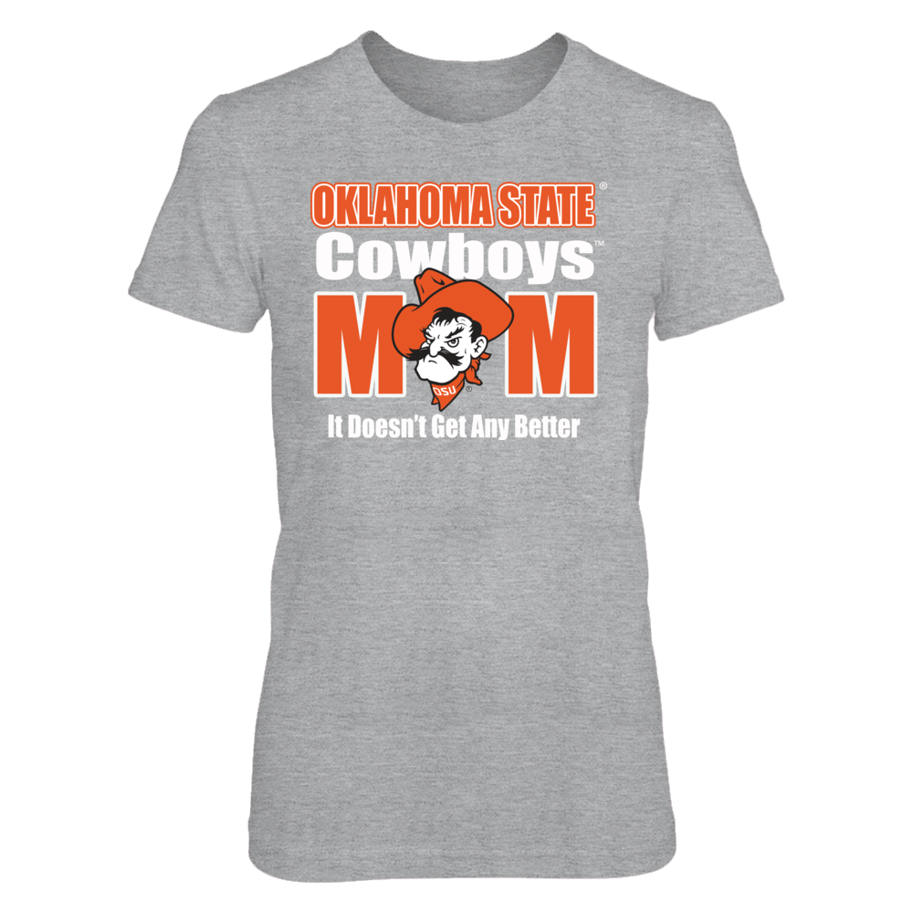 Oklahoma State Cowboys - Mom Shirts Front picture