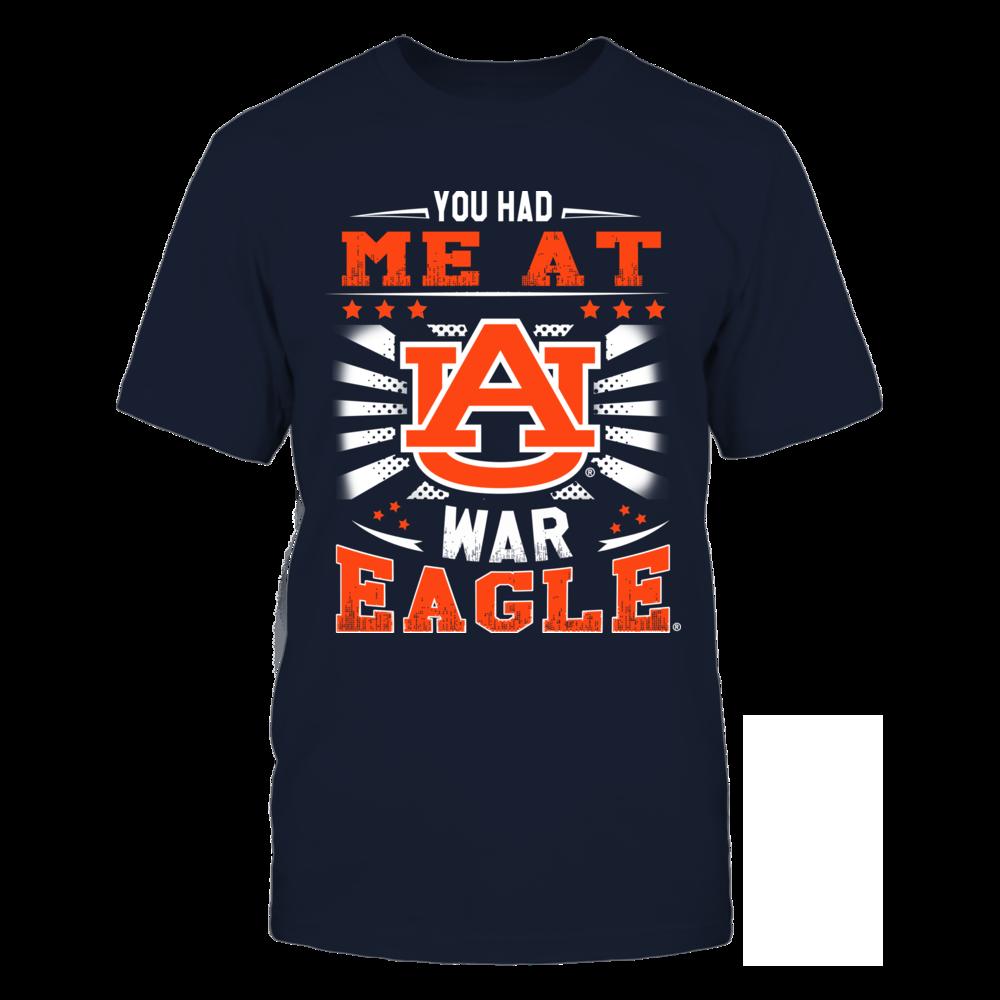 Auburn Tigers - War Eagle Front picture