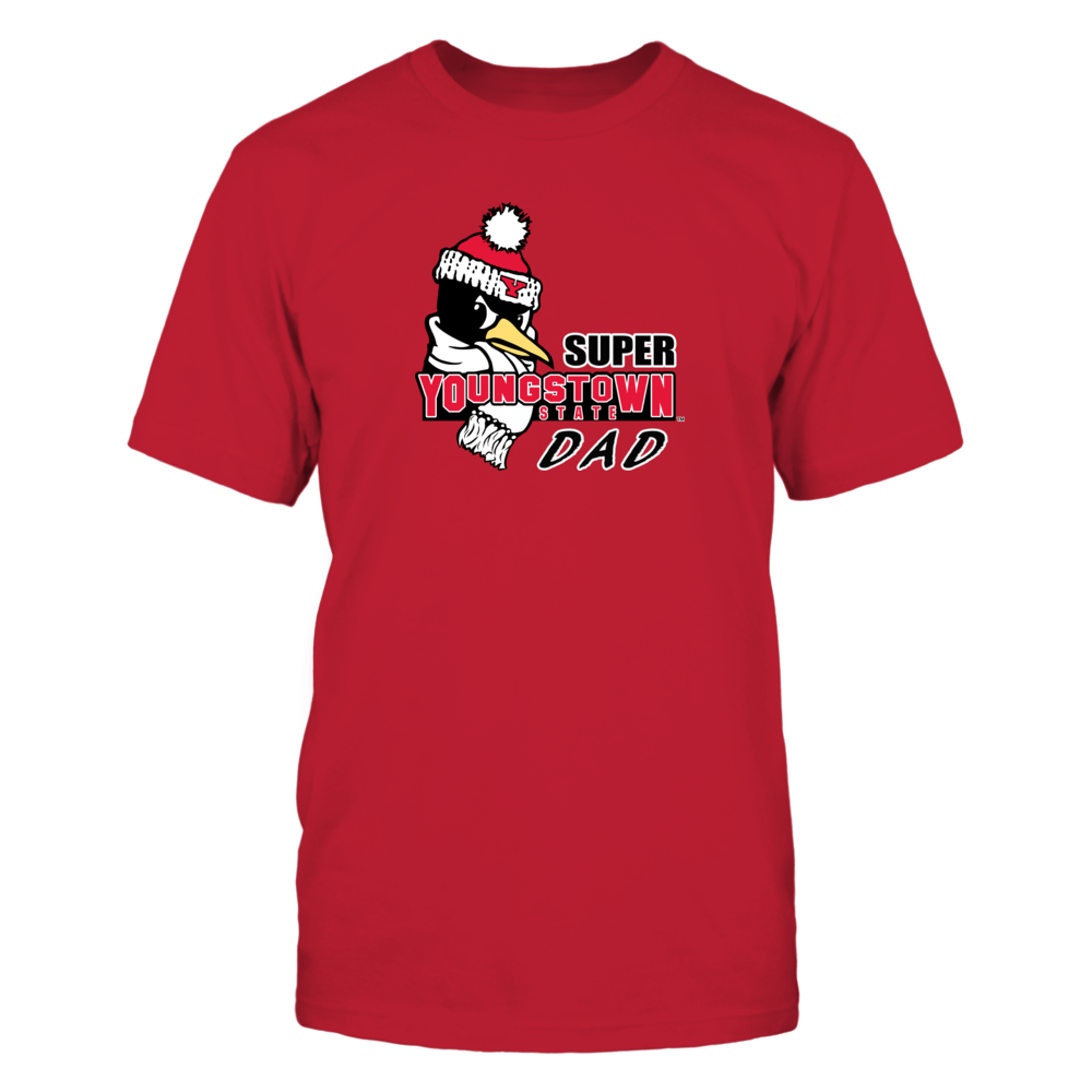 Youngstown State Penguins Super Youngstown Penquins Dad FanPrint