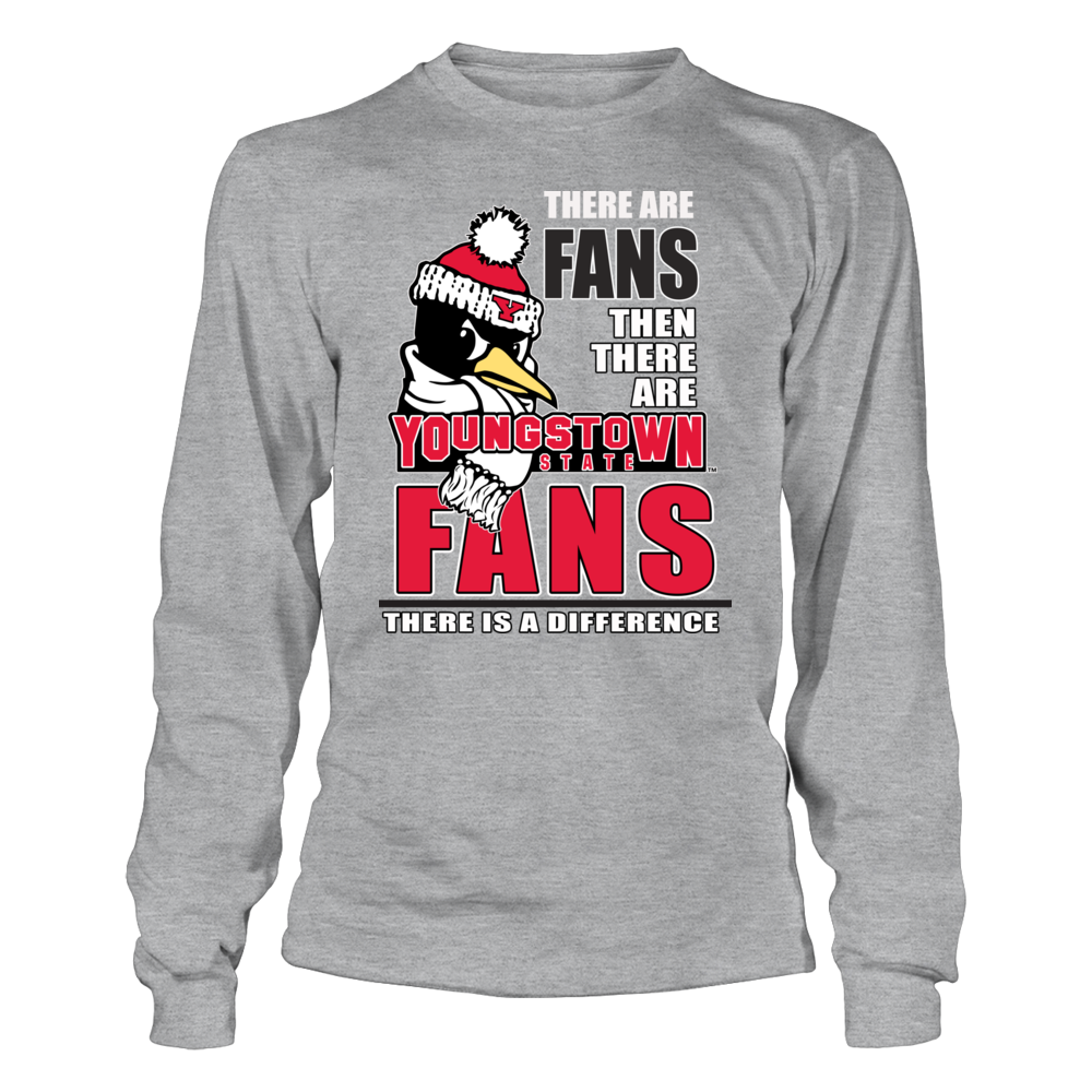 Youngstown State Penguins Youngstown State University Penquins Fans FanPrint