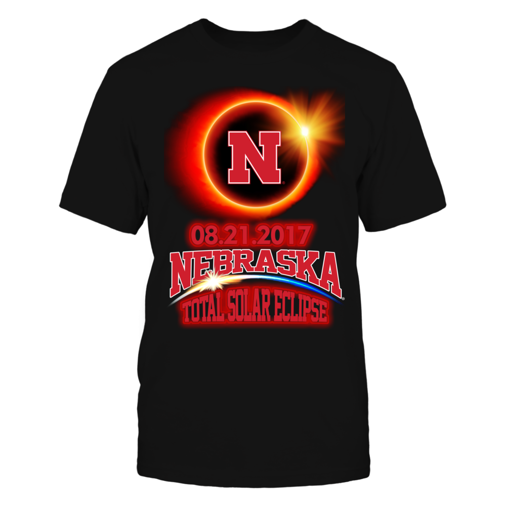 Nebraska Cornhuskers - Total Eclipse Front picture
