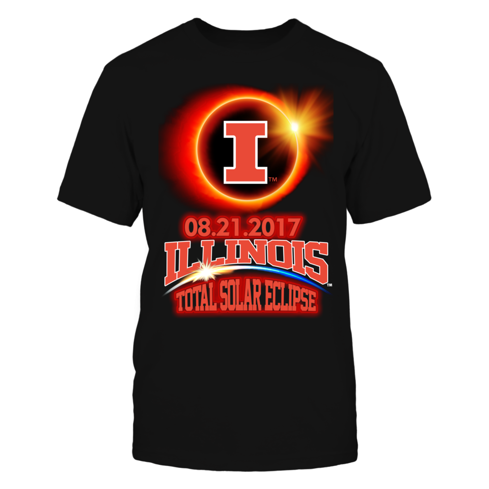 Illinois Fighting Illini - Total Eclipse Front picture