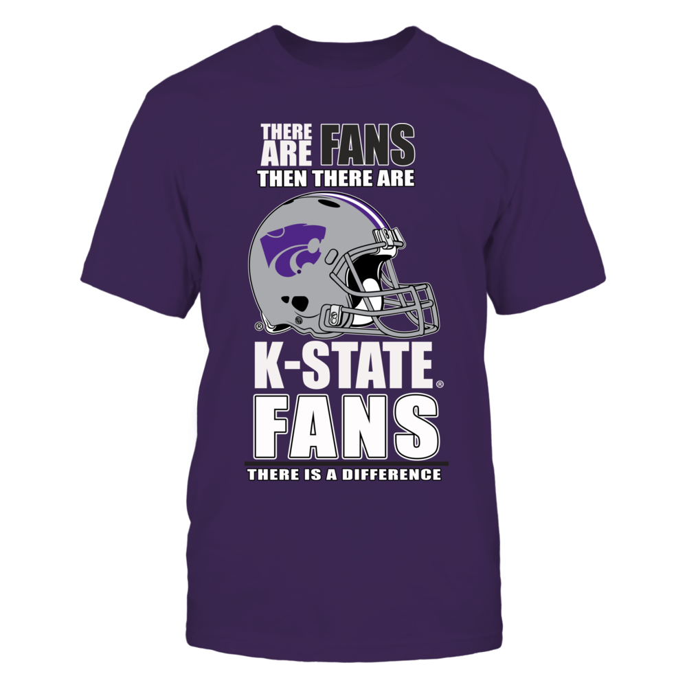 K-State Football  - Football Fans Front picture