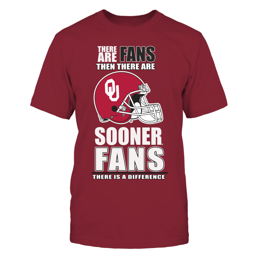 Okla Sooners Football Fans Front picture