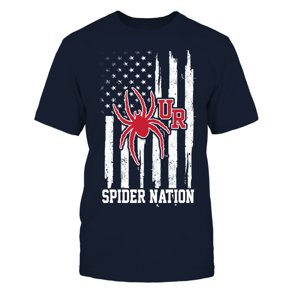 Richmond Spiders - Nation Flag Front picture