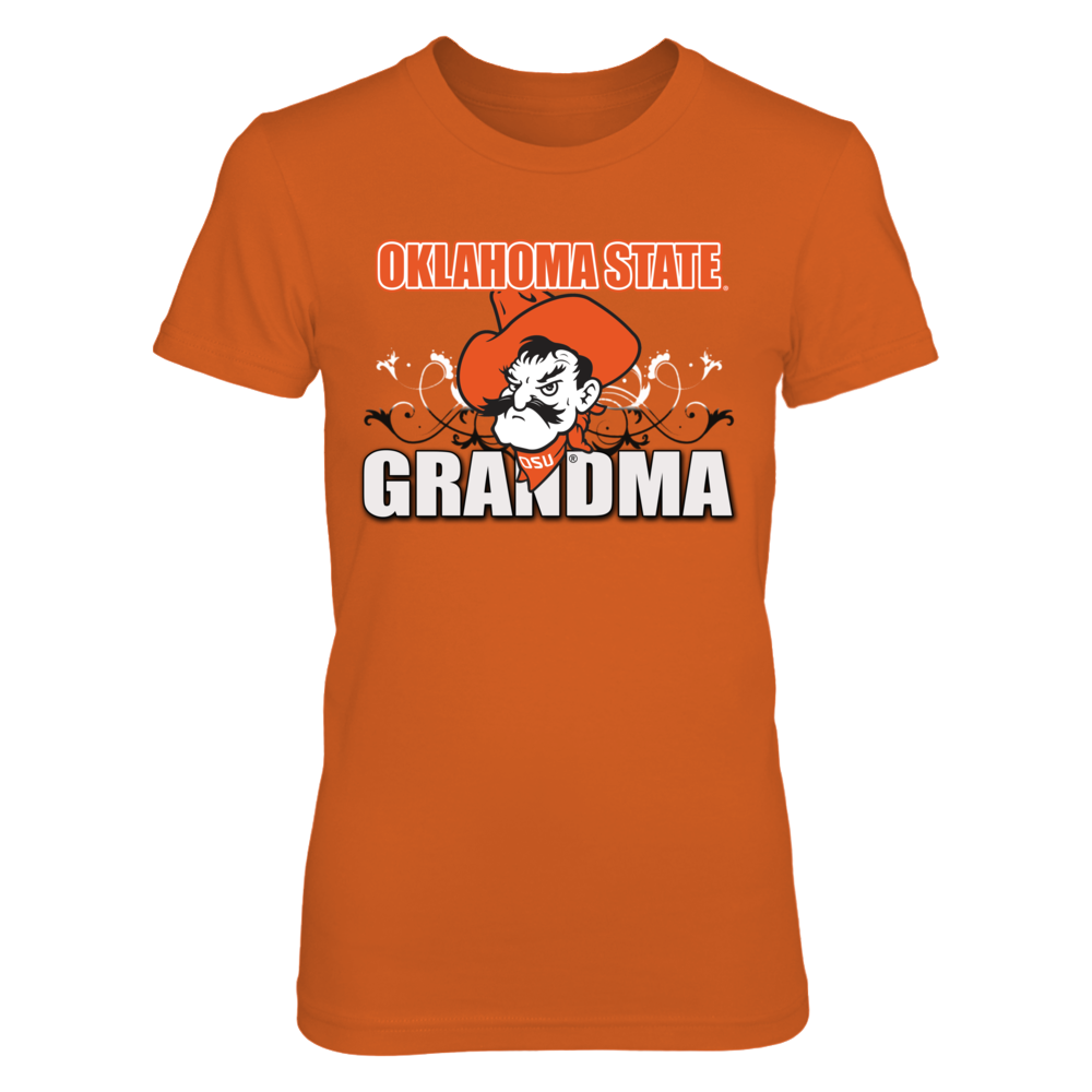 Oklahoma State University - Great OSU Shirts for Grandma Front picture