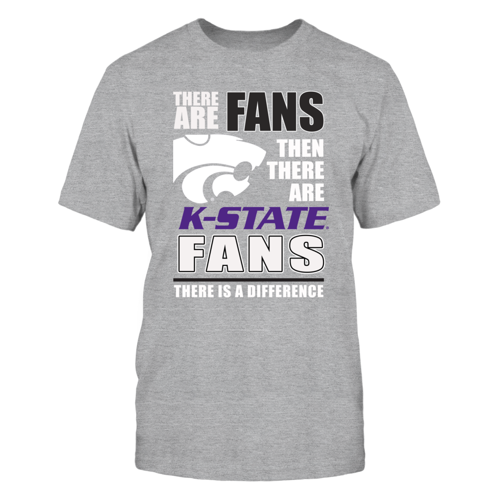 Kansas State Wildcat Shirt Front picture