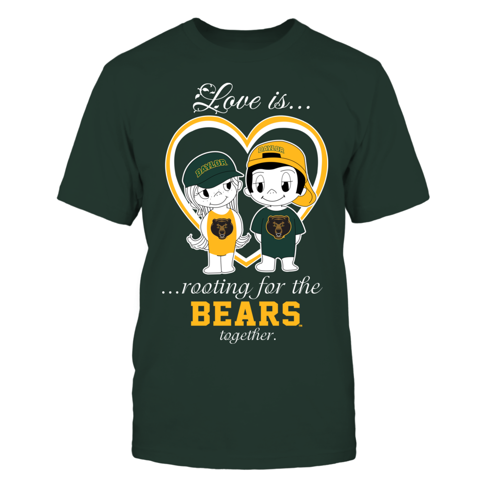Baylor Bears - Love Is Front picture