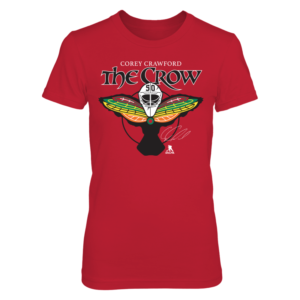 Corey Crawford Corey Crawford - The Crow FanPrint