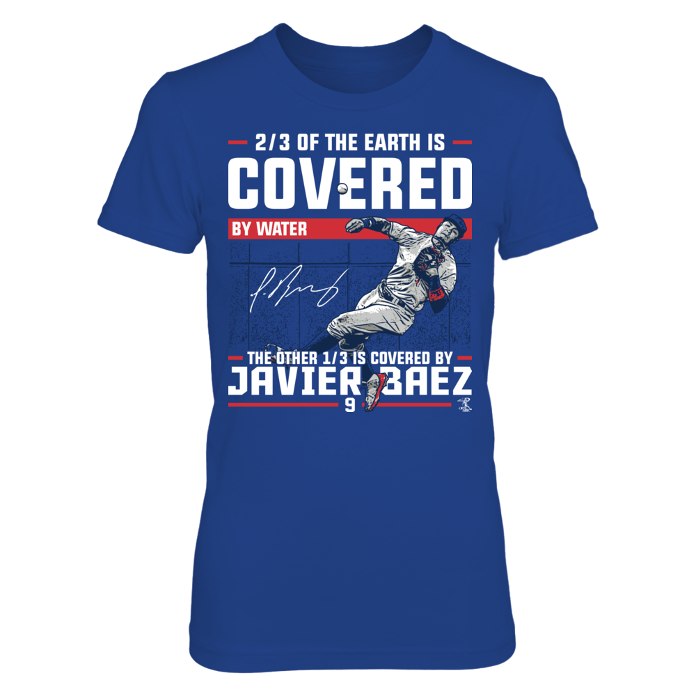 Javier Baez - Covered By Front picture