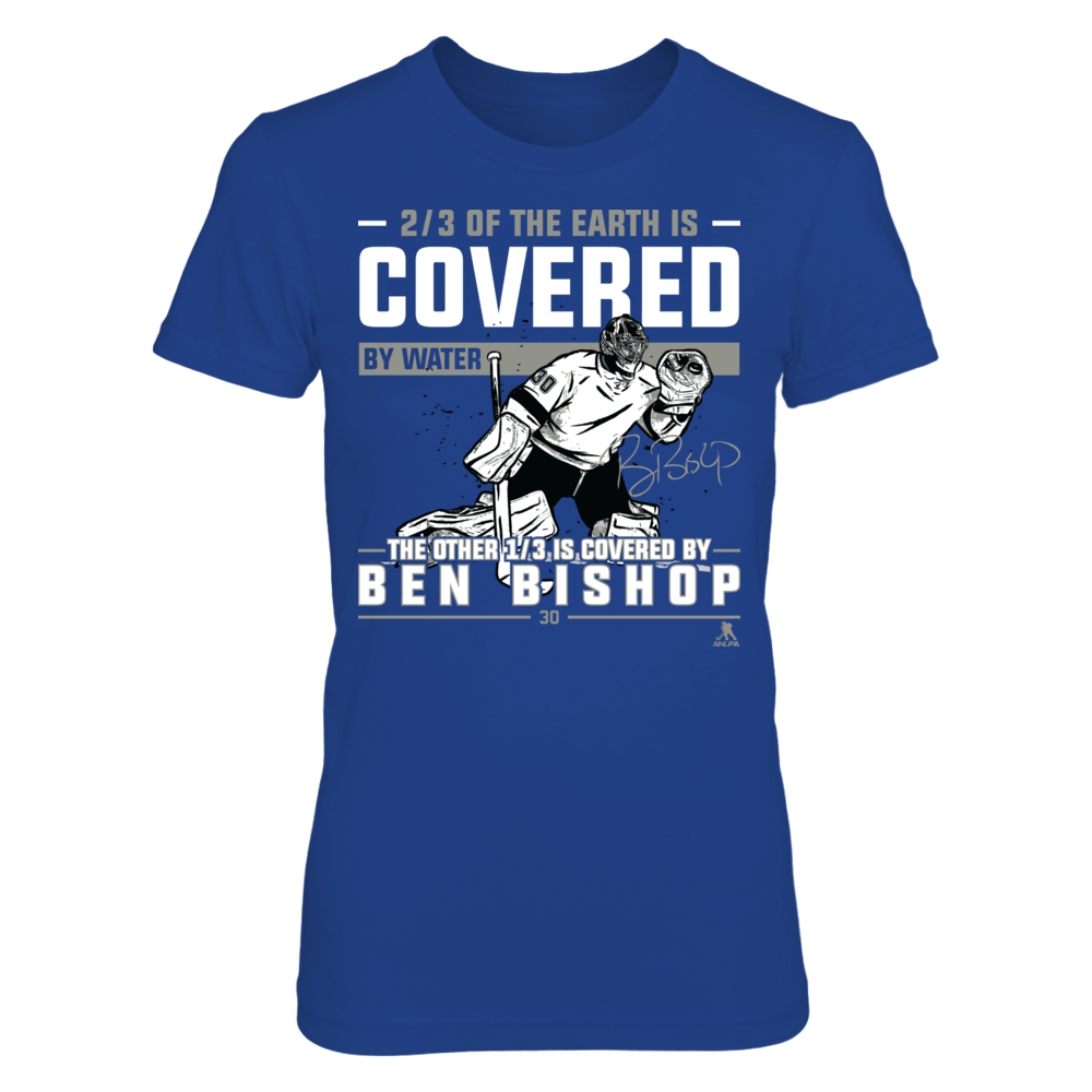 Ben Bishop - Covered By Front picture