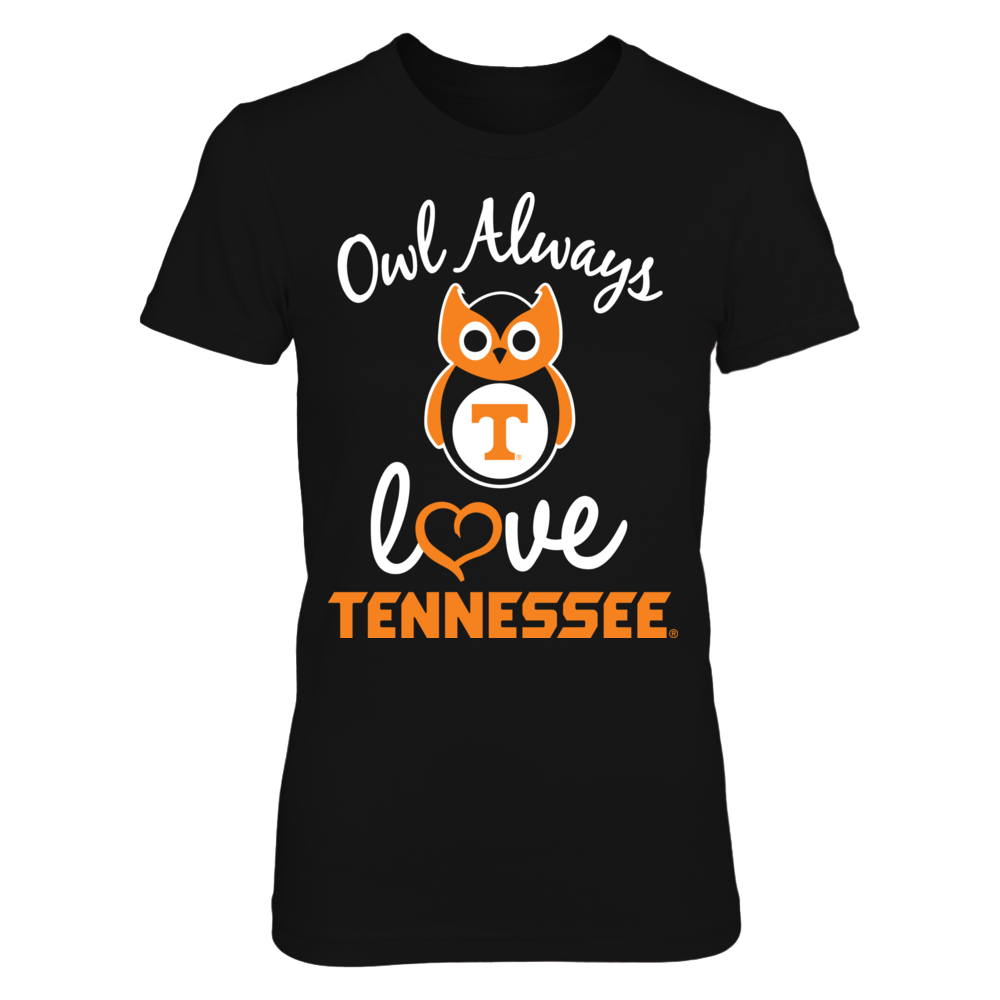 Tennessee Volunteers Tennessee Vols - Owl Always FanPrint