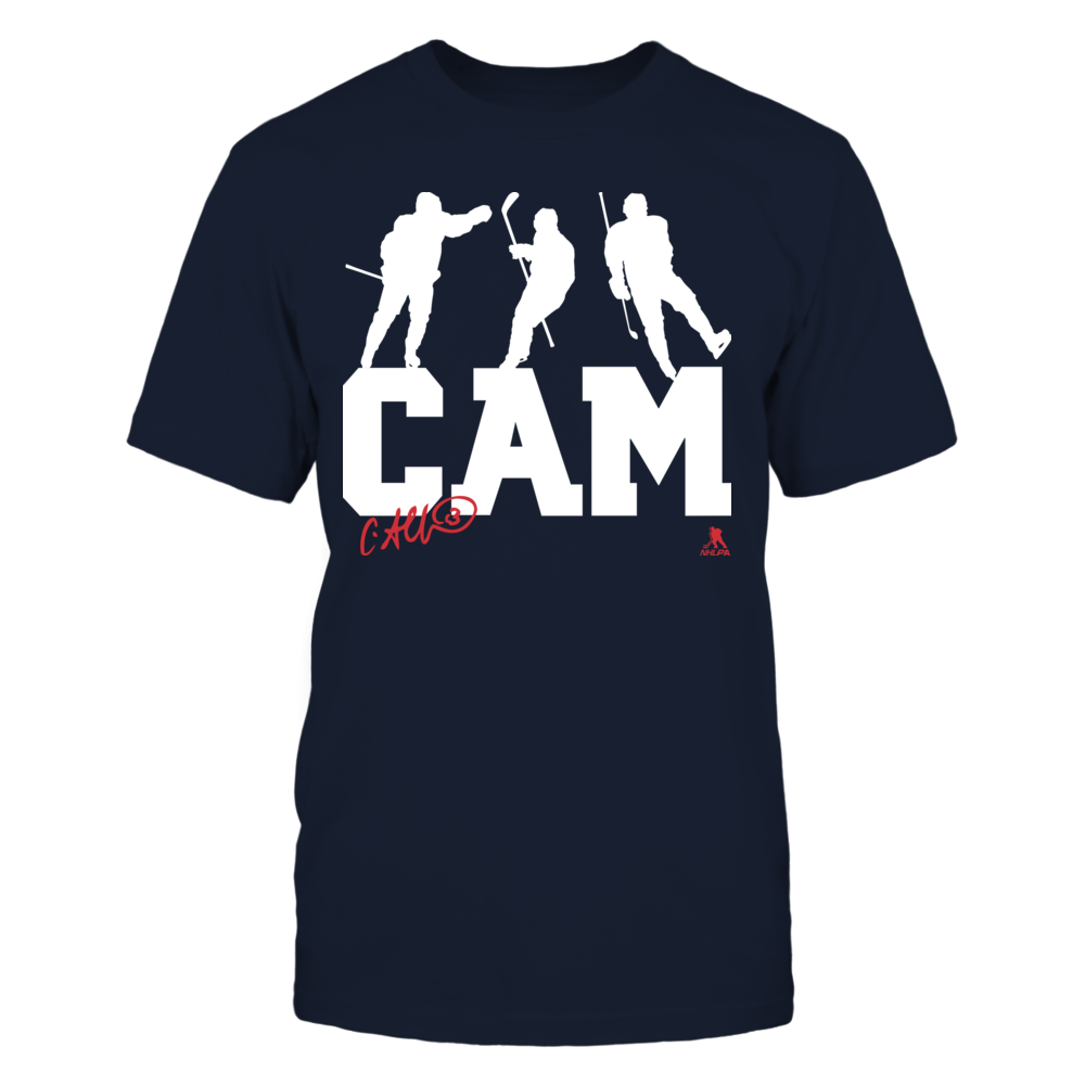 Cam Atkinson - Victory Dance Front picture