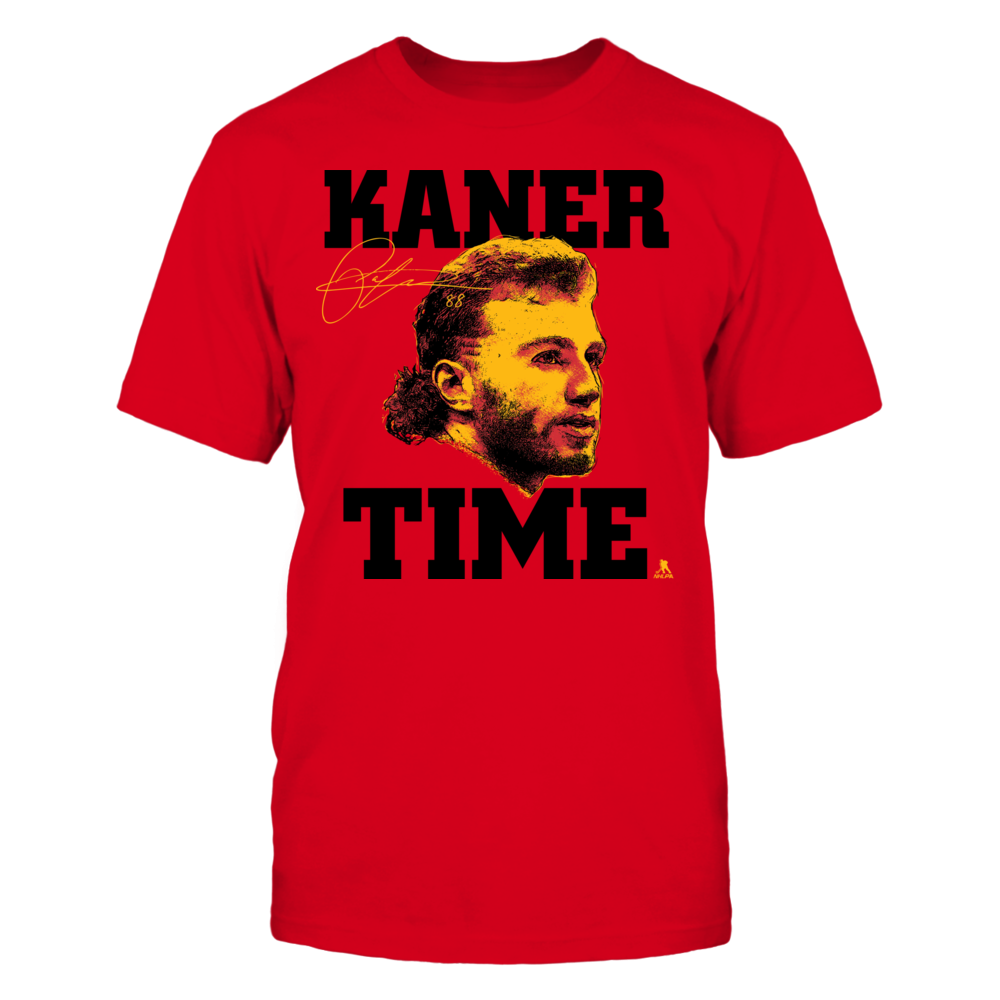 Patrick Kane - Kaner Time Front picture