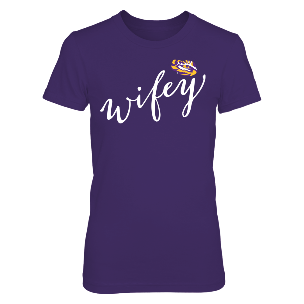 LSU Tigers - Wifey Front picture