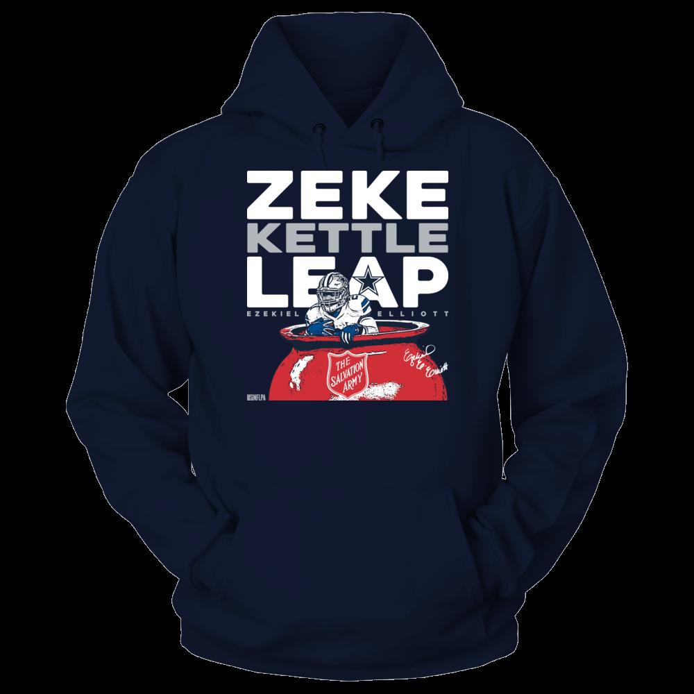 Ezekiel Elliott - Zeke Kettle Leap Front picture