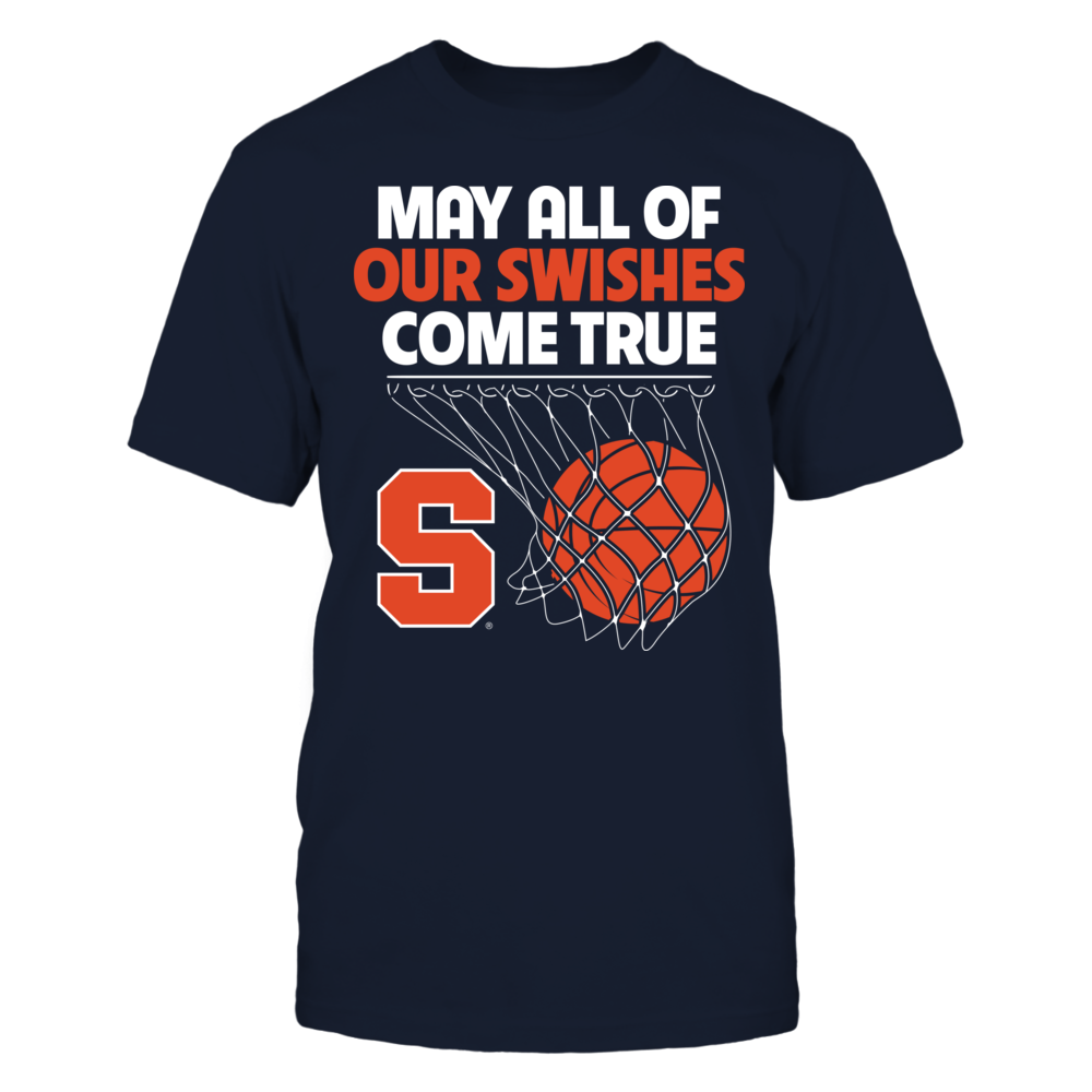 Syracuse Orange Syracuse Orange - May All Your Swishes Come True FanPrint