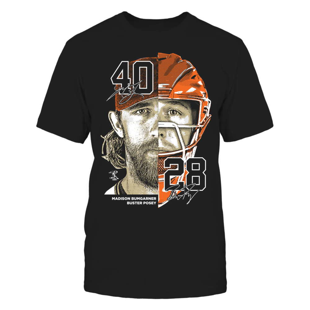 Madison Bumgarner - Two Face Front picture