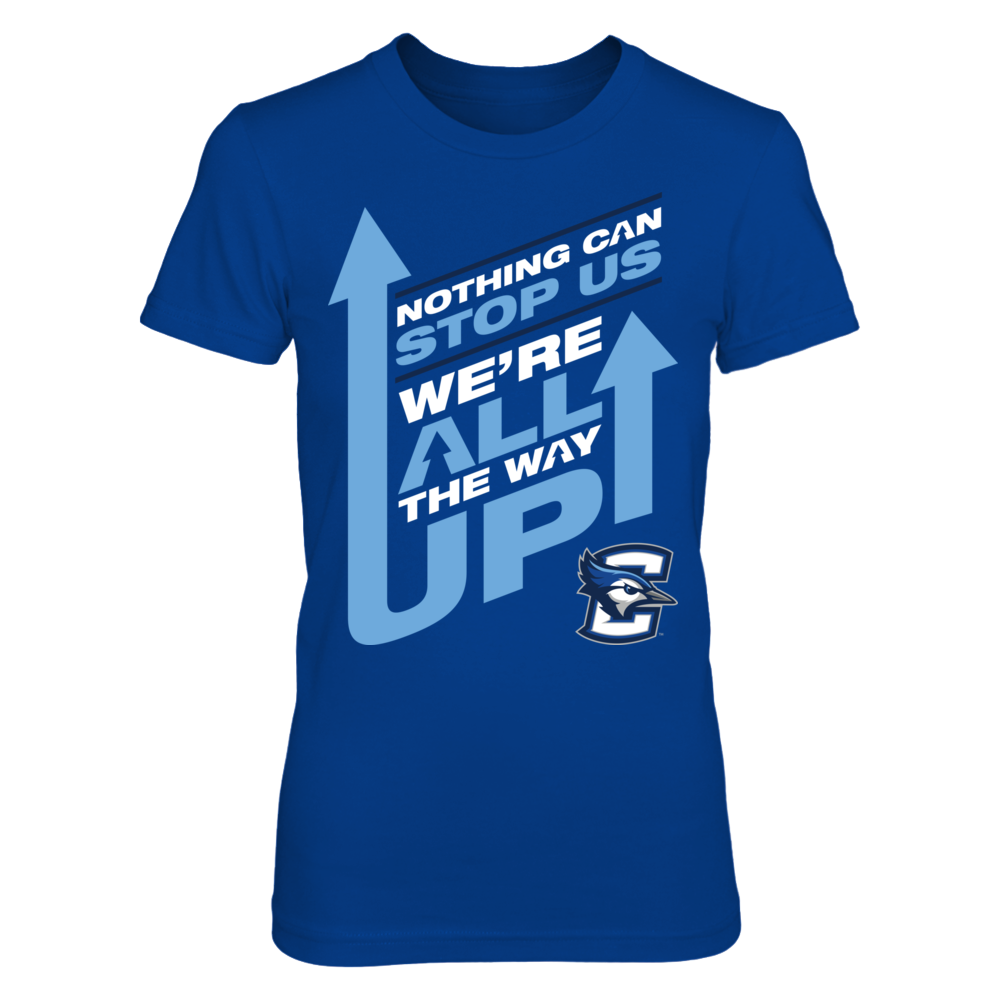 Creighton Bluejays Creighton Bluejays - All The Way Up FanPrint
