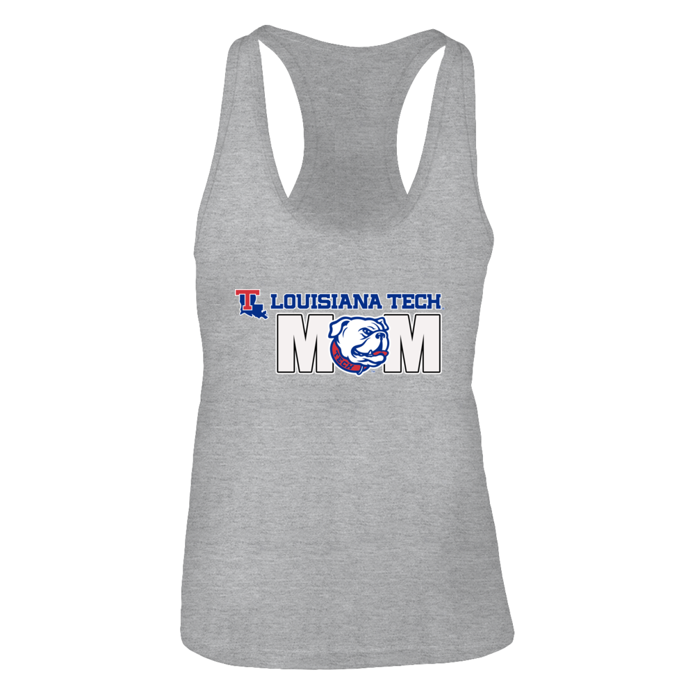 LA Tech University Clothing for Mom Front picture