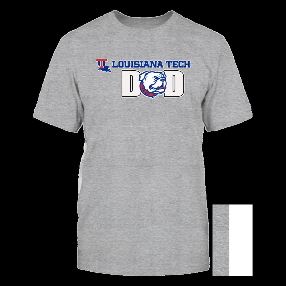 Louisiana Tech Bulldogs LA Tech University Clothing for Dad FanPrint