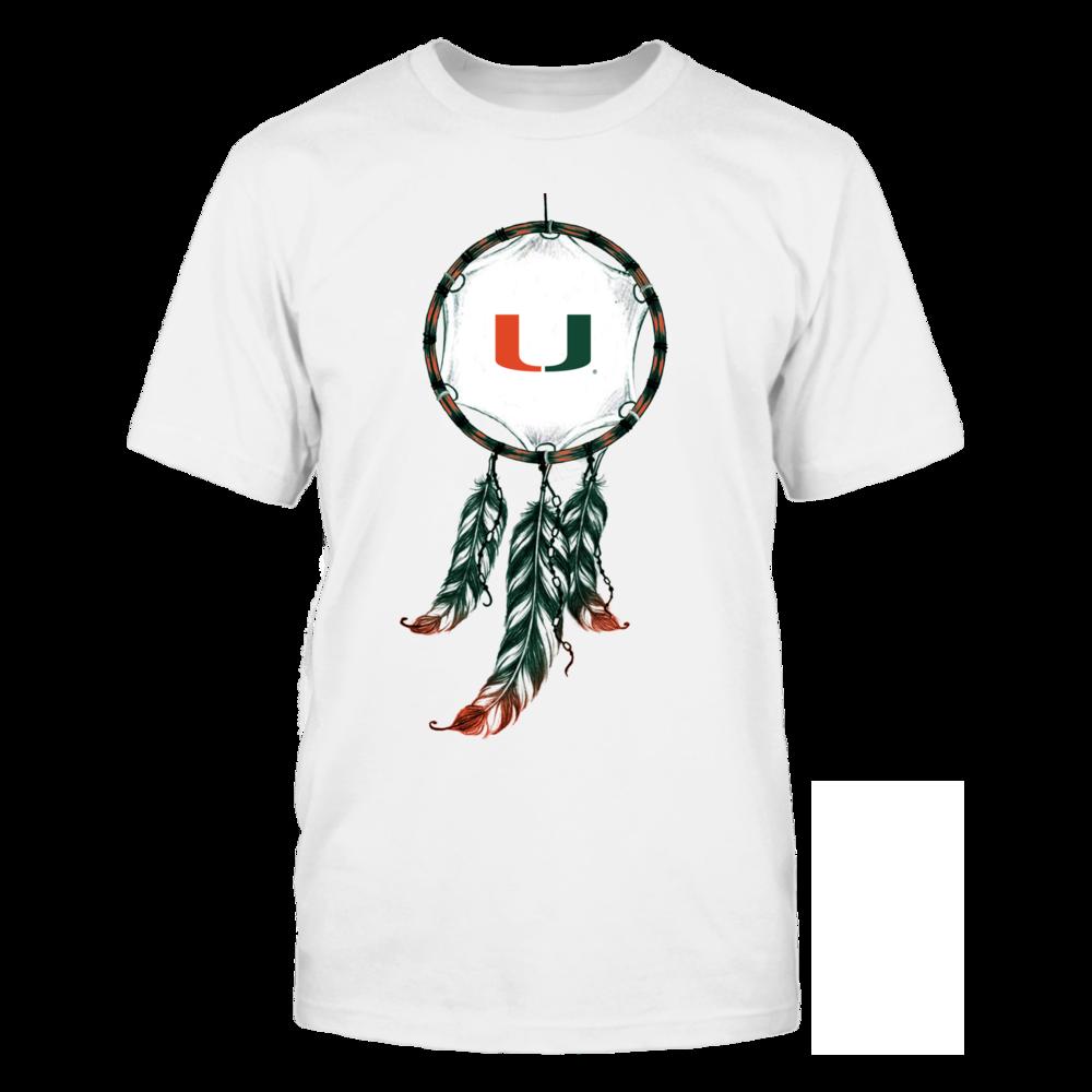 Miami Hurricanes - Dream catcher Front picture