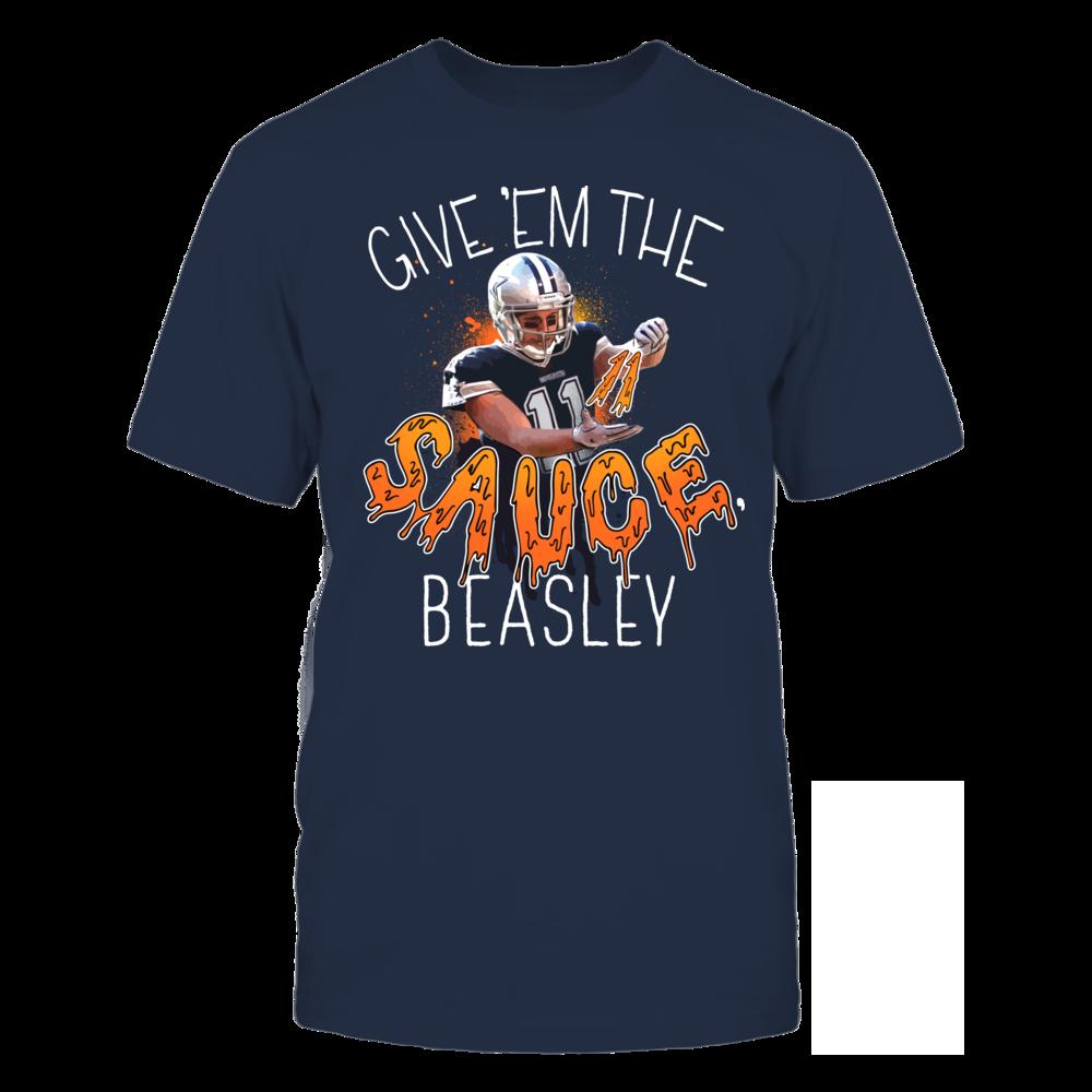 Cole Beasley Player Campaign Cole Beasley - Give 'Em The Sauce FanPrint