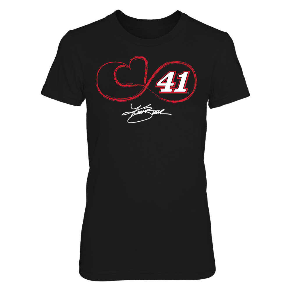 Infinite Heart - Kurt Busch Front picture