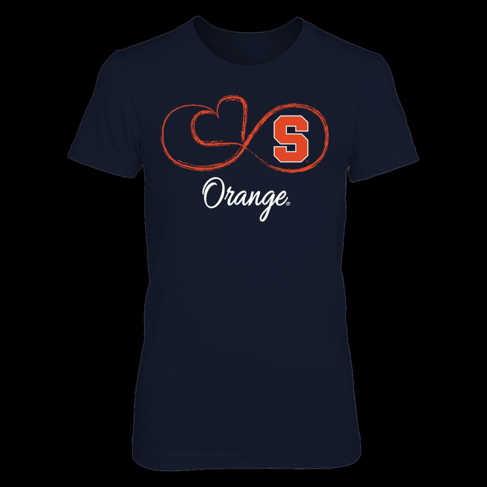 Infinite Heart - Syracuse Orange Front picture