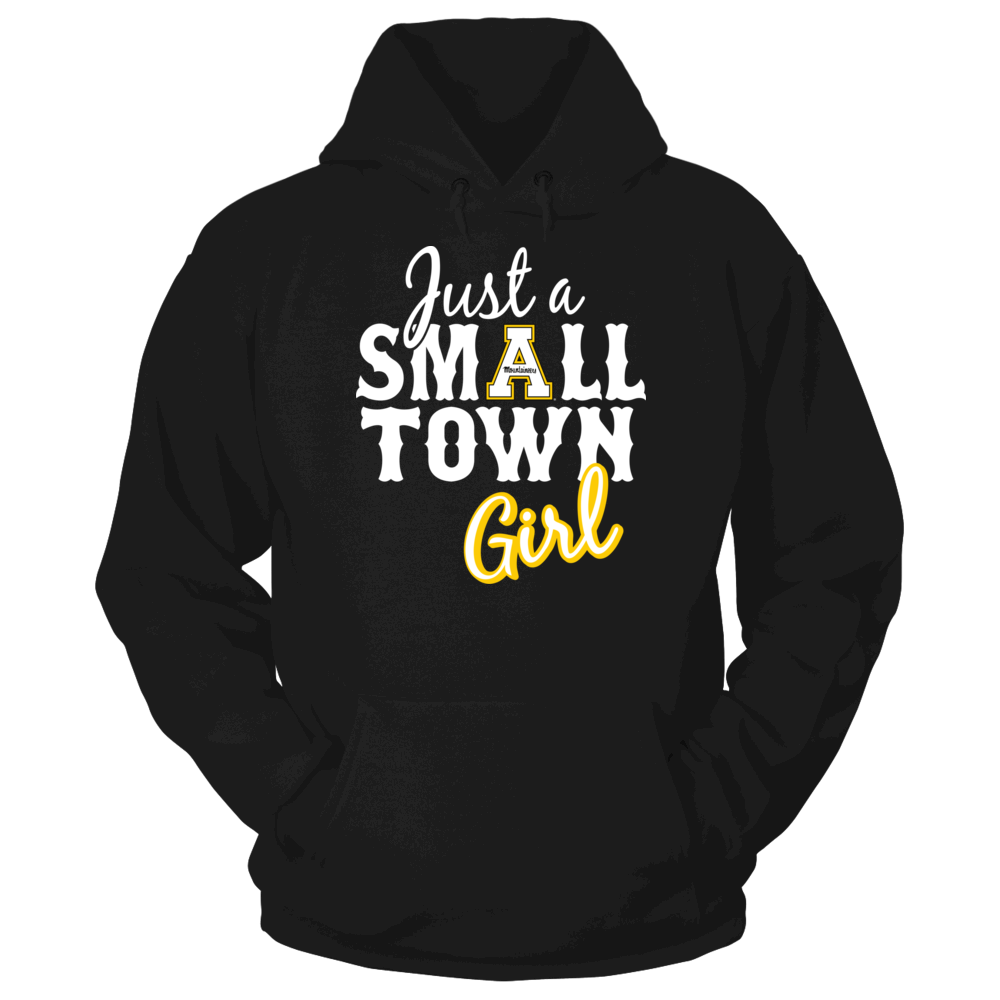 Appalachian State Mountaineers Appalachian State Mountaineers - Just A Small Town Girl FanPrint