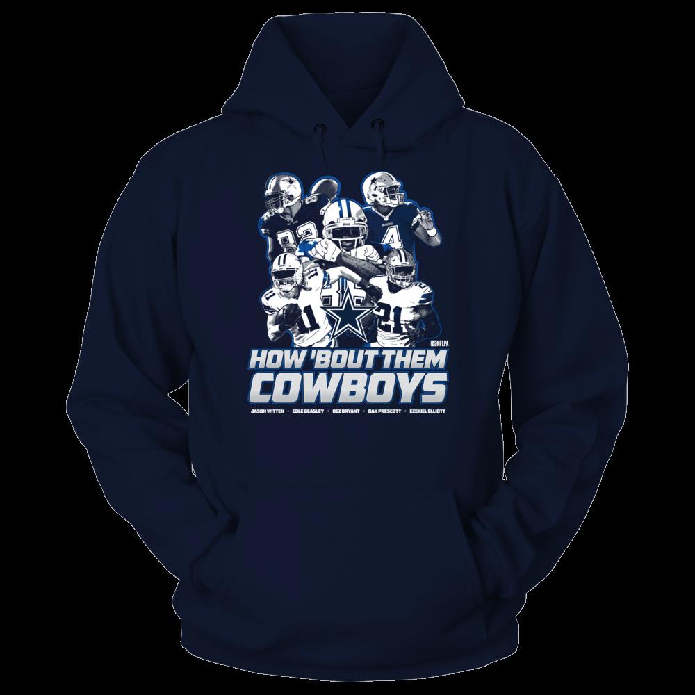 Dak Prescott - How 'Bout Them Cowboys Front picture