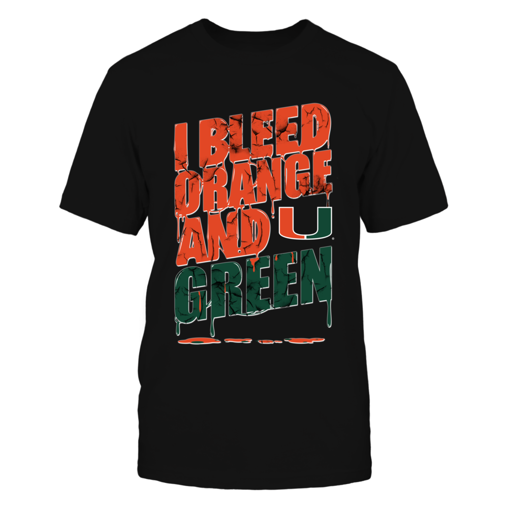 Miami Hurricanes - I Bleed Front picture