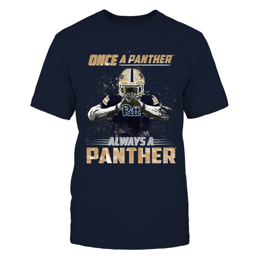 Pitt Panthers - Once a Panther, Always a Panther Front picture