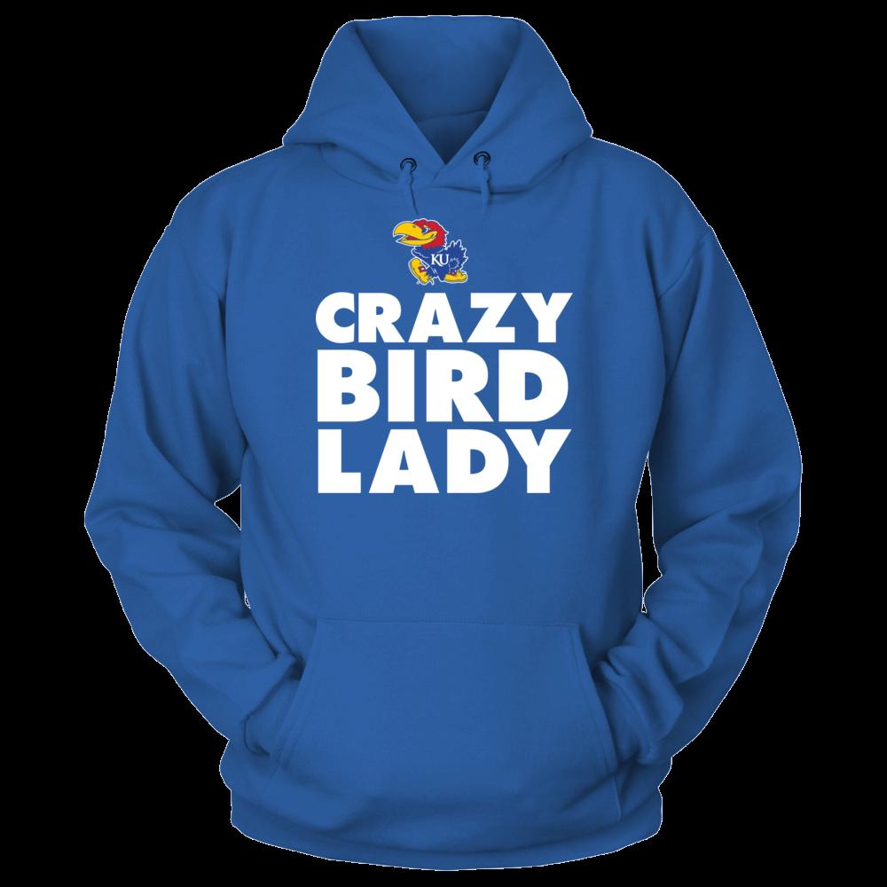 Kansas Jayhawks - Crazy Lady Front picture