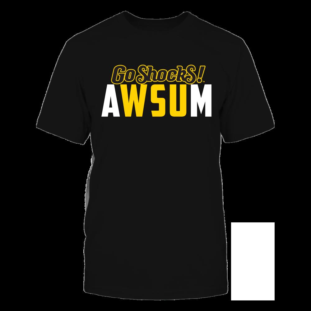 Wichita State Schockers, AWSUM Front picture