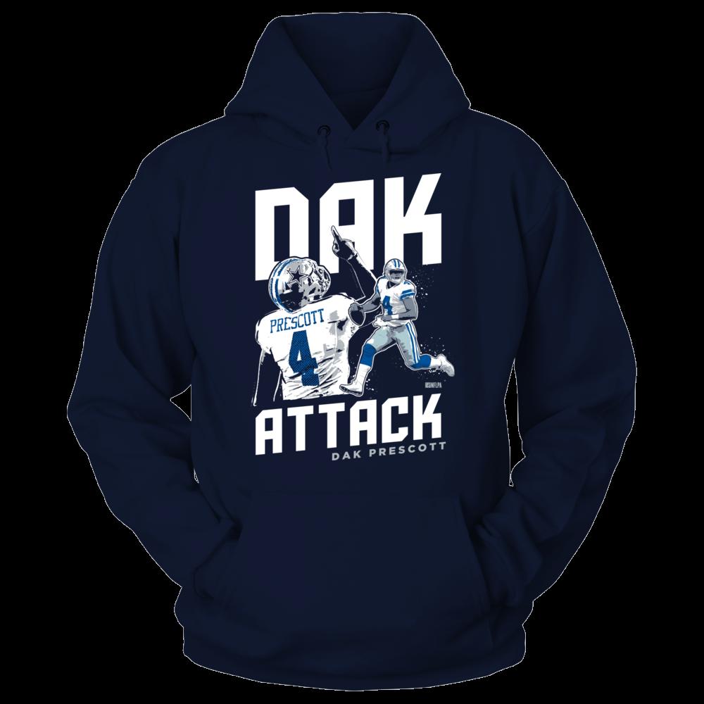 Dak Attack - Dak Prescott Front picture
