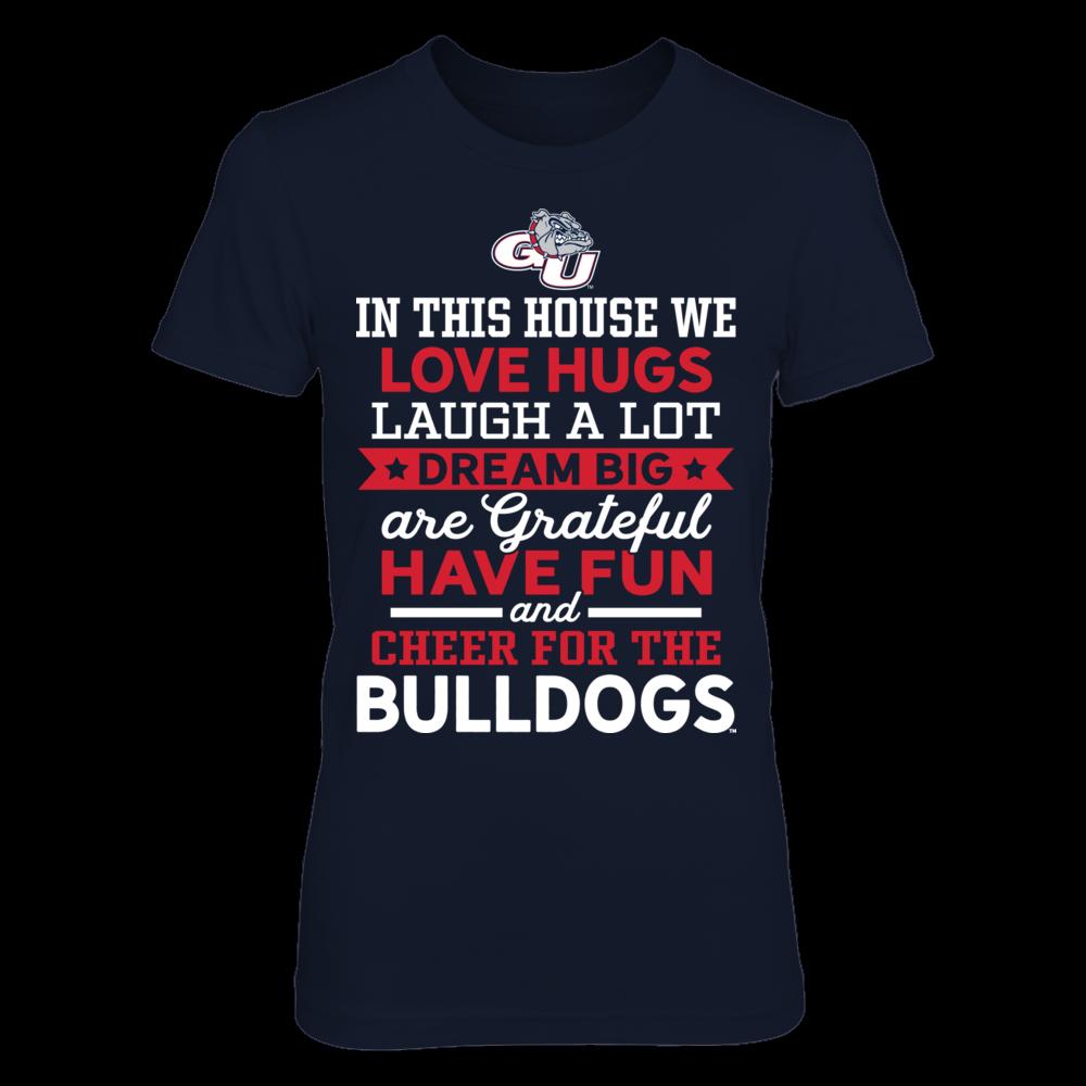 Gonzaga Bulldogs - Love, Laugh, Dream Front picture