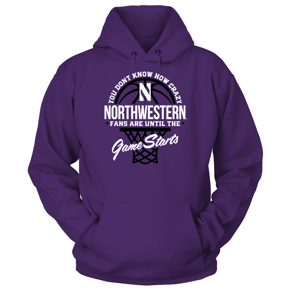Northwestern Wildcats - You Don't Know How Crazy Fans Are Front picture
