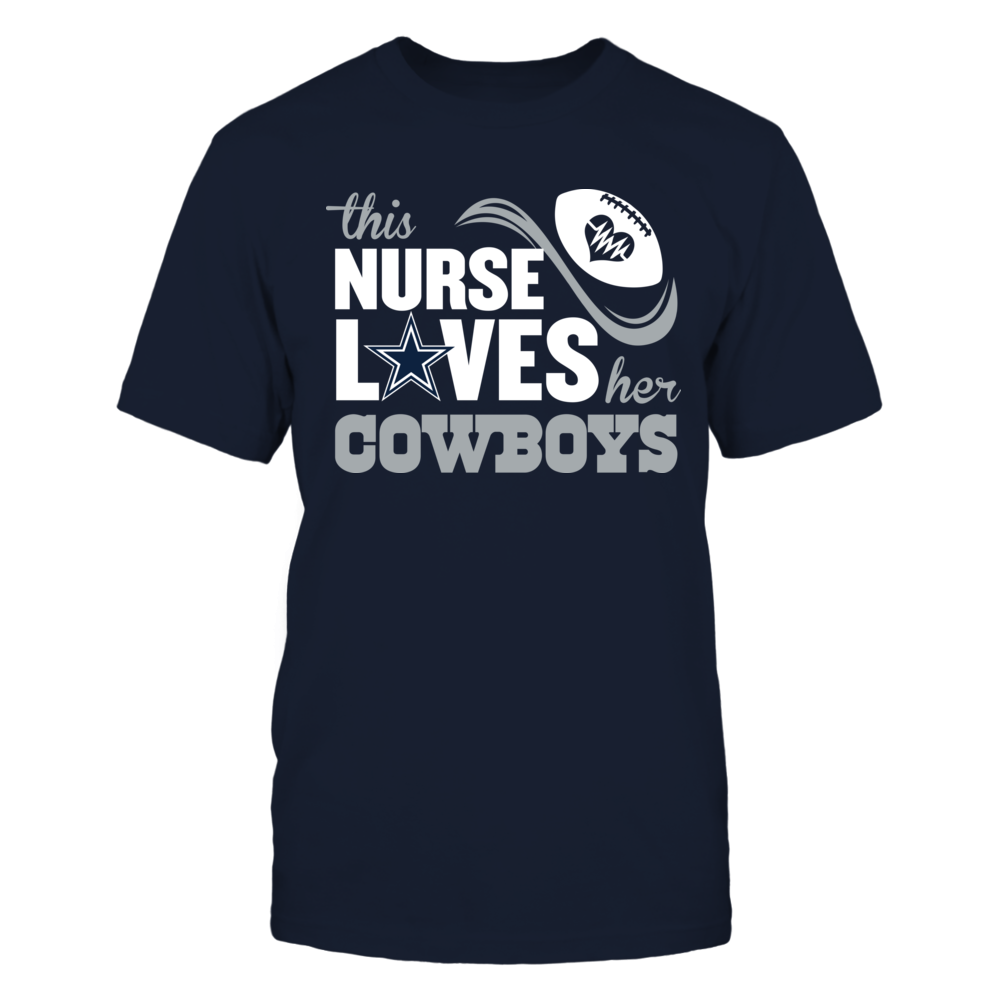 This Nurse Loves Her - Dallas Cowboys Front picture