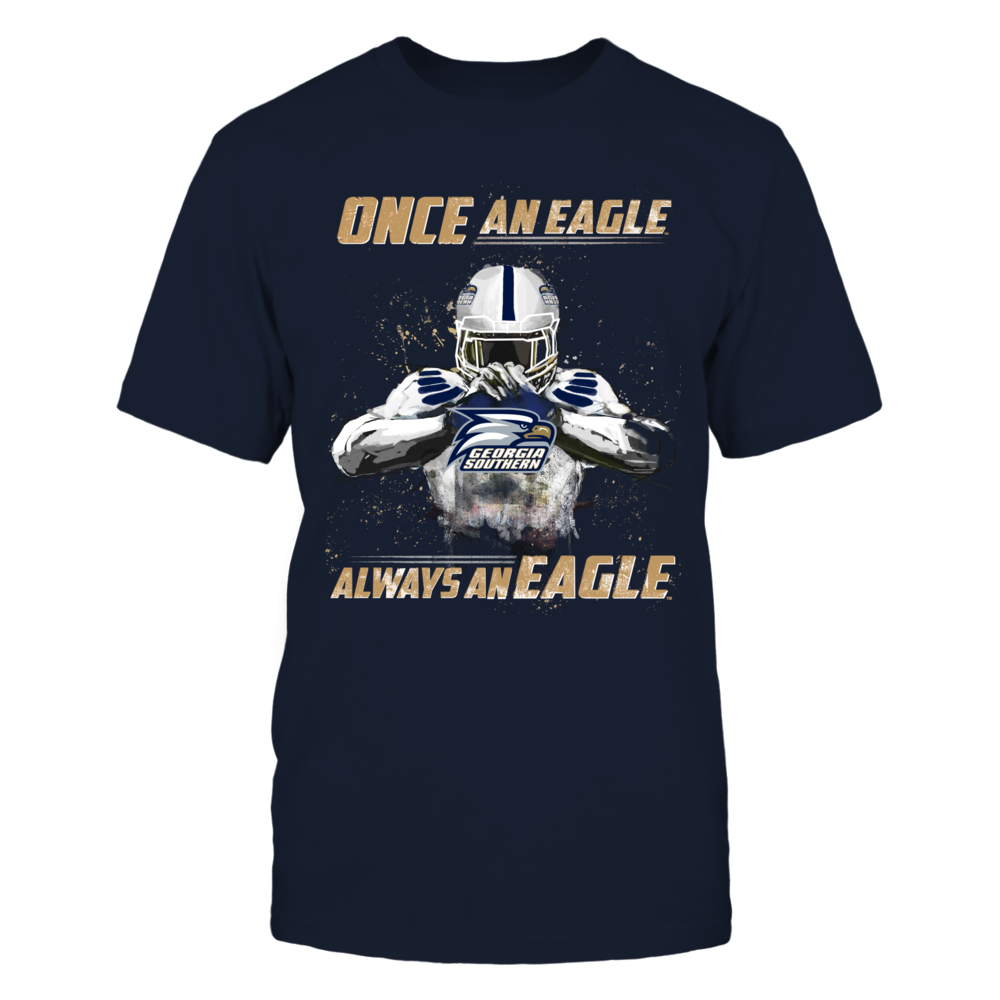 Georgia Southern Eagles - Once an Eagle, Always an Eagle Front picture