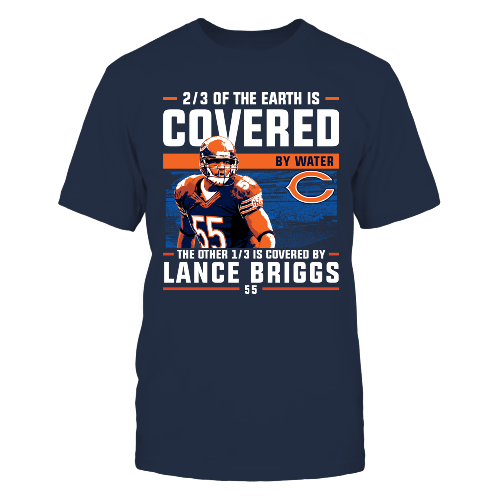 Covered By - Lance Briggs Front picture