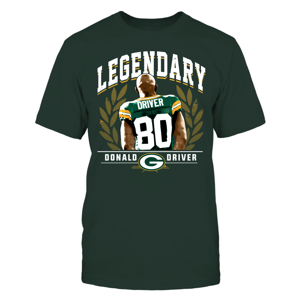 Legendary - Donald Driver Front picture
