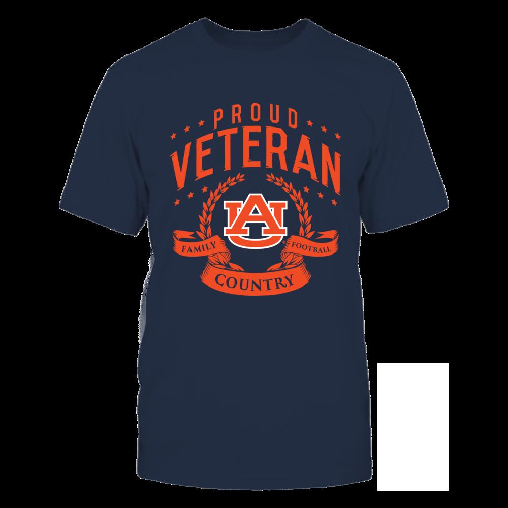 Proud Veteran Auburn Front picture