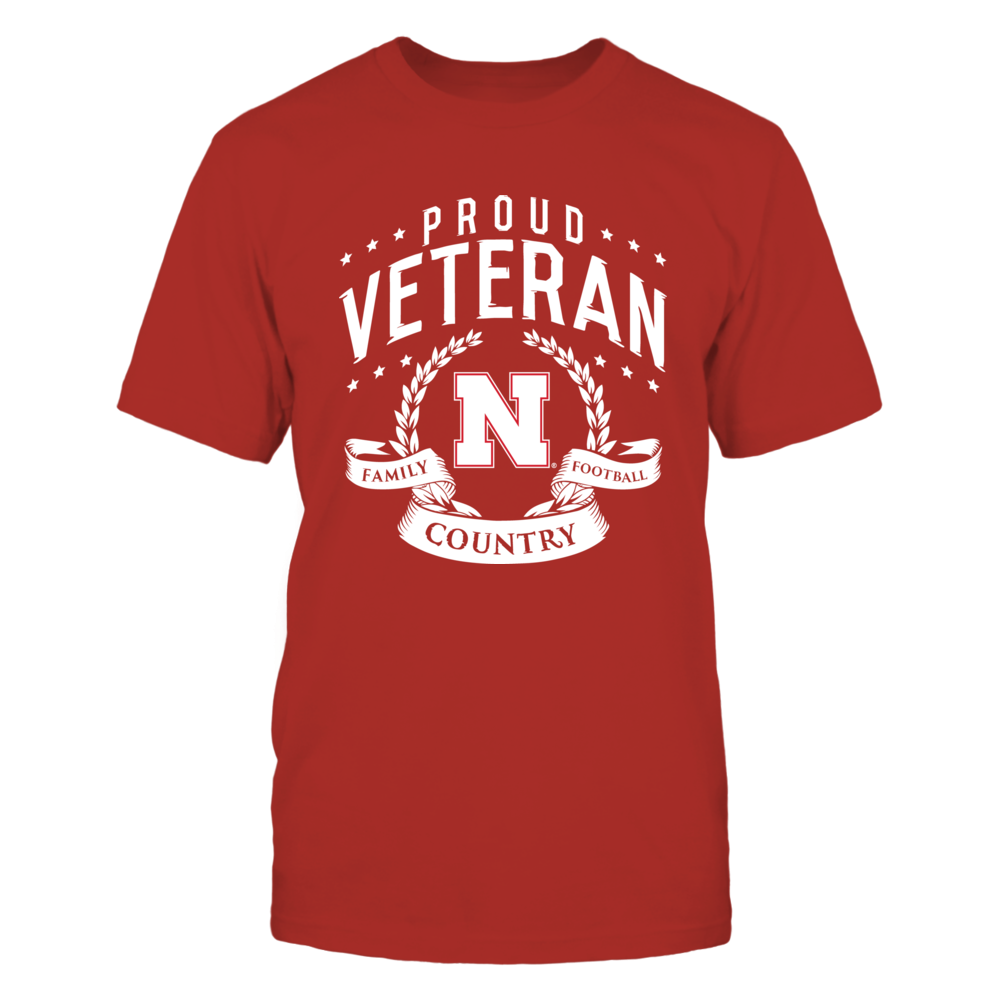 Proud Veteran Nebraska Front picture