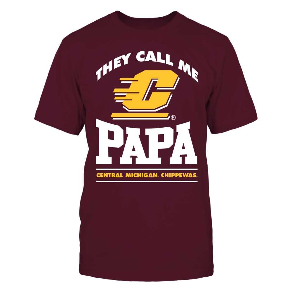 They Call Me Papa - Central Michigan Chippewas Front picture