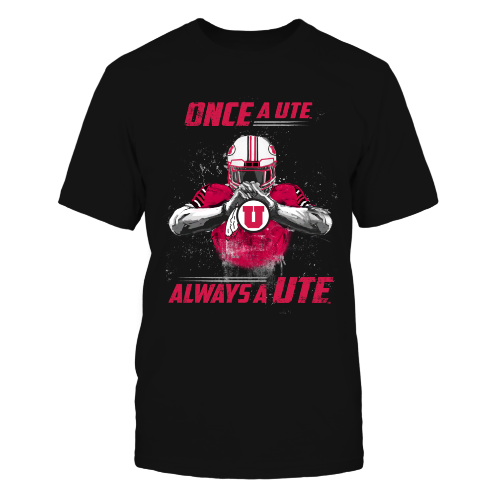 Utah Utes - Once a Ute, Always a Ute Front picture